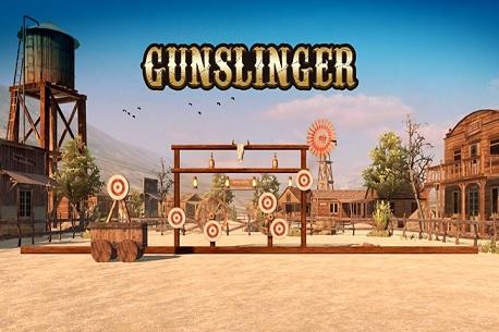 Gunslinger (Oculus Rift)