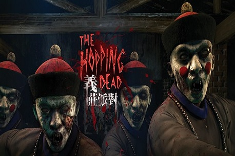 The Hopping Dead (Oculus Rift)