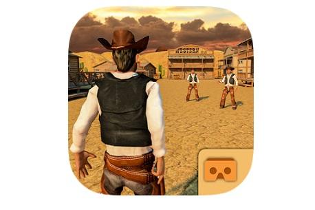 Wild West VR (Google Cardboard)