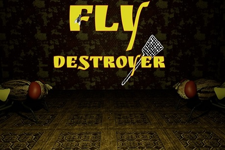 Fly Destroyer (Oculus Rift)