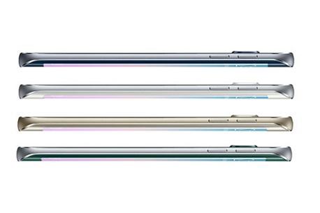 Samsung Galaxy S6 Edge (Gear VR Compatible Smartphone)