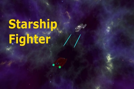 Starship Fighter (Oculus Rift)