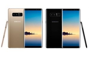 Samsung Galaxy Note 8 (Gear VR Compatible Smartphone)