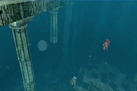 Underwater VR (Google Daydream)