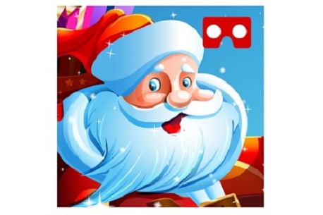 VR Santa (Google Cardboard)