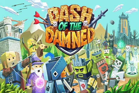 Dash of the Damned (Google Daydream)