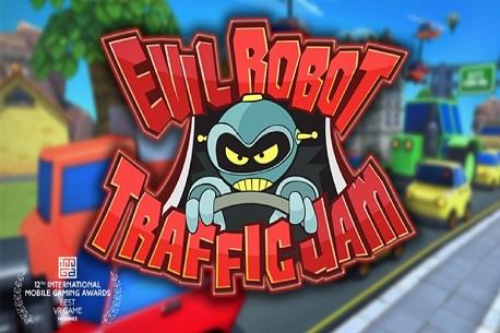 Evil Robot Traffic Jam (Google Daydream)