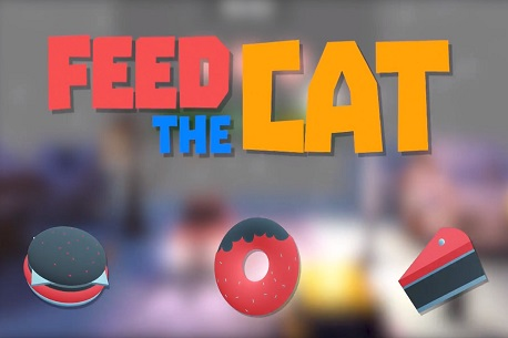 Feed The Cat VR (Google Daydream)