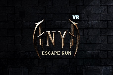 VR Anya Escape Run (Google Daydream)