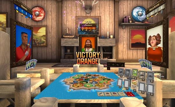 Resultado de imagen para Catan VR