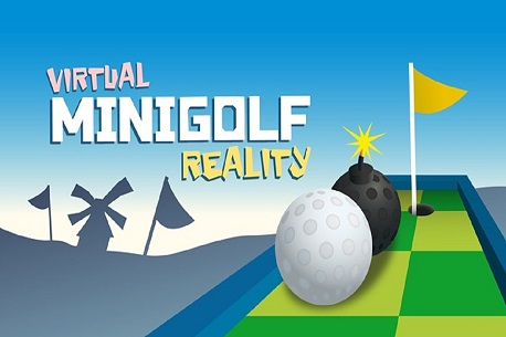 virtual MINIGOLF Reality (Gear VR)