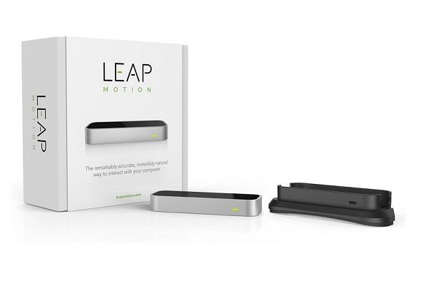 Leap Motion 3D Motion Controller