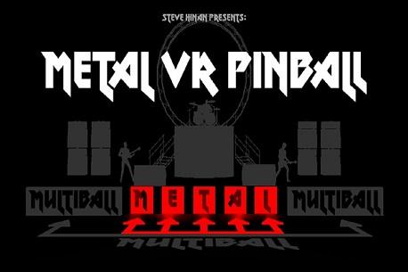 Metal VR Pinball (Gear VR)
