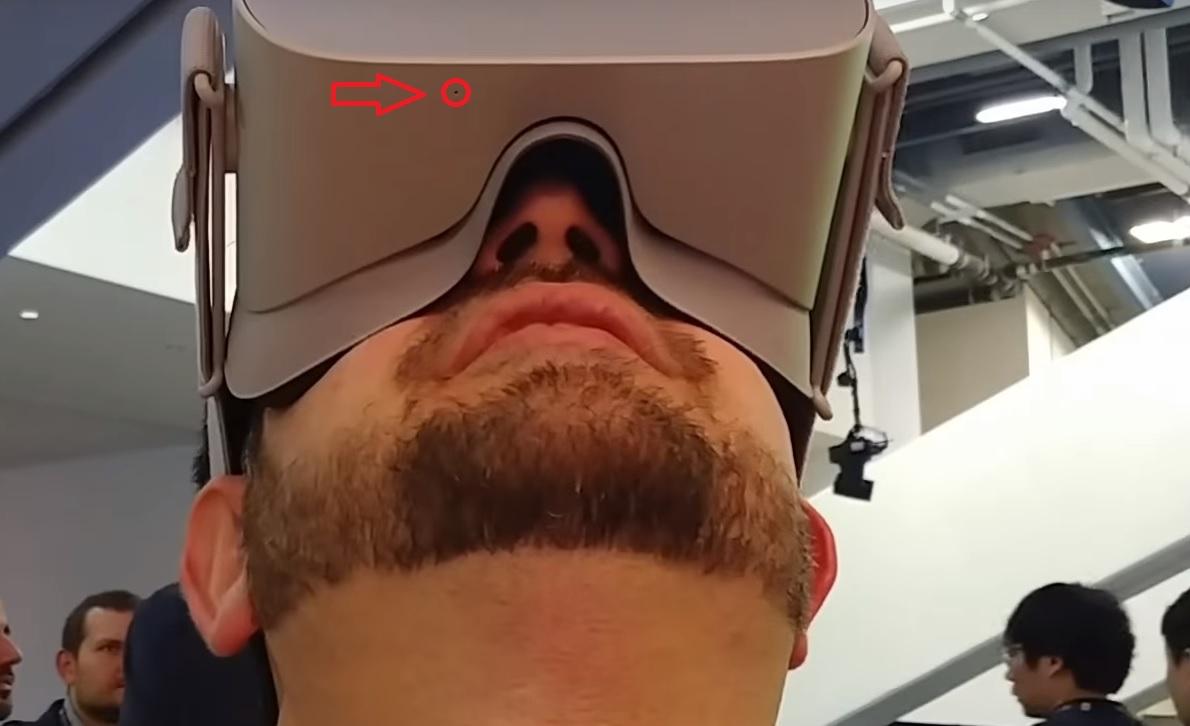 Oculus Go Restart Switch