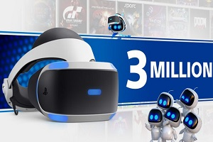 If VR is such a fail, why has the Playstation VR just hit 3 Million Sales?