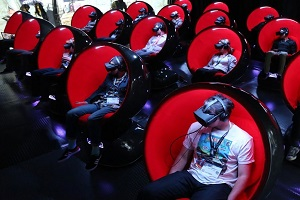 Forget going to the cinema, VR is the future of movies!