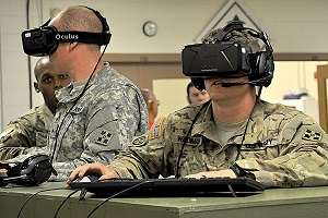 British Army Troops Will Wear VR Headsets to Learn Combat Scenarios
