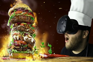 Can Virtual Reality Really Alter The Taste of Foods Based on Location?