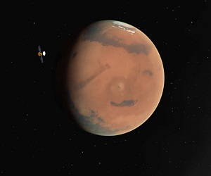 Mars is A Real Place