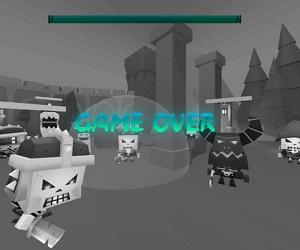 Monster Halt VR
