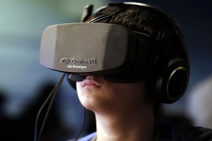 Could Large-Area High-Resolution OLED Microdisplays Be the Future of VR?