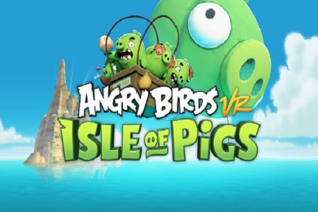 Angry Birds VR: Isle of Pigs (Oculus Quest)