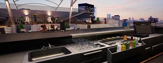 Bartender VR Simulator (PSVR)