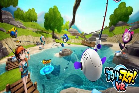 Fishing Star VR (Daydream VR)