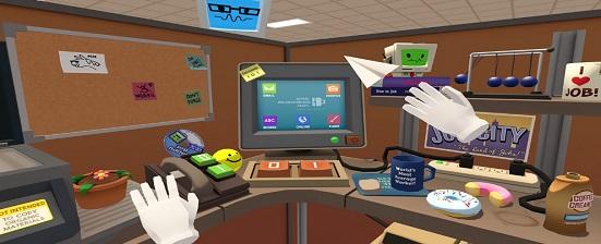 Job Simulator (Oculus Quest)