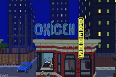 Oxygen Dreams (Gear VR)
