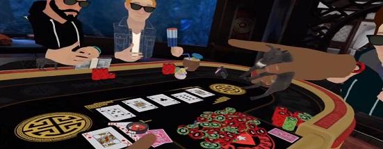 PokerStars VR (Oculus Quest)