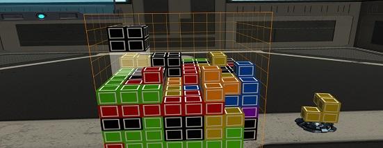 PolyCube (Gear VR)