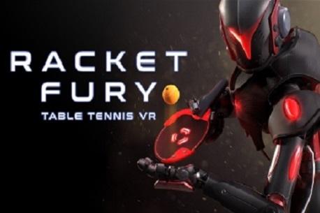 Racket Fury: Table Tennis VR (Oculus Quest)