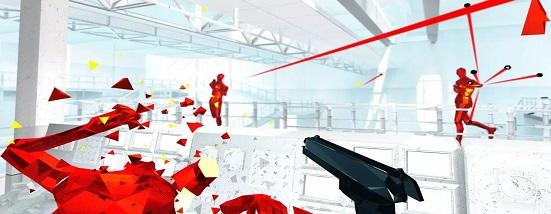 Superhot VR (Oculus Guest)