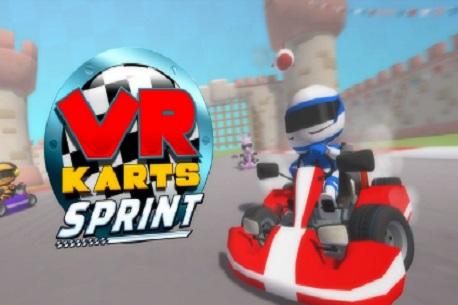 VR Karts: Sprint (Oculus Quest)