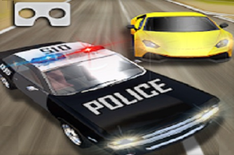 VR Police Pursuit Highway (Mobile VR)