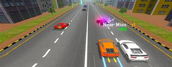 VR Police Pursuit Highway (Mobile VR)