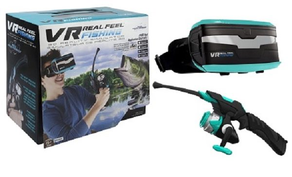 VR Real Feel Fishing