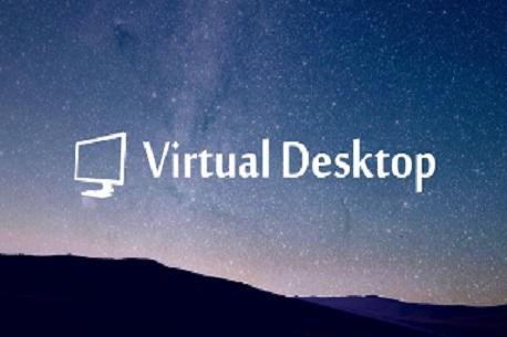 Virtual Desktop (Oculus Quest)