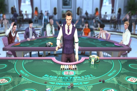 Will, We Ever Get to See Full Online Casino in VR?