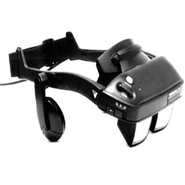 i-Glasses 3D