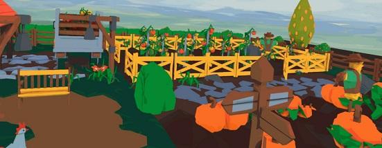 Angry Farmer (Gear VR)