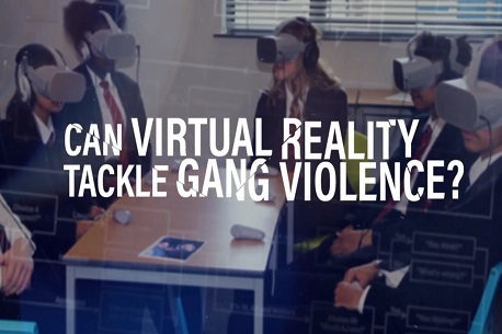 Can Virtual Reality Really Help the UK Tackle Knife Crime?