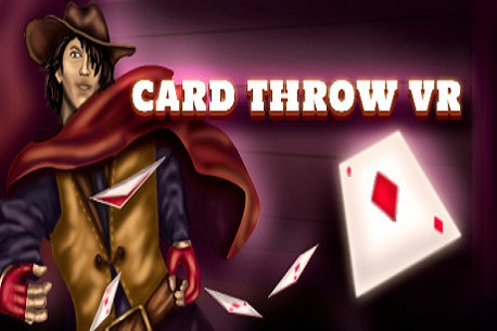 Card Throw VR (Steam VR)