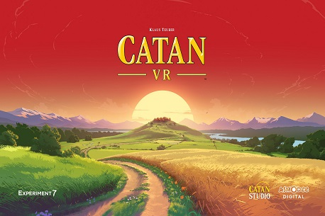 Catan VR (PSVR)