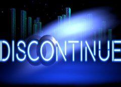 Discontinue (Steam VR)