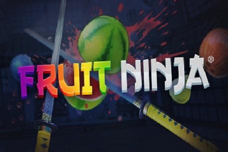 Fruit Ninja (Oculus Quest)