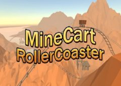 Mine Cart Roller Coaster Ride (Oculus Go)