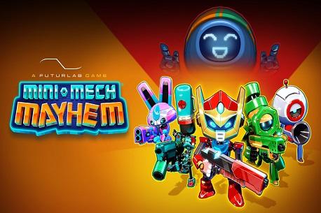 Mini-Mech Mayhem (PSVR)