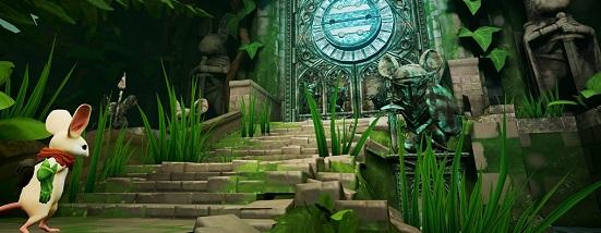 Moss (Oculus Quest)